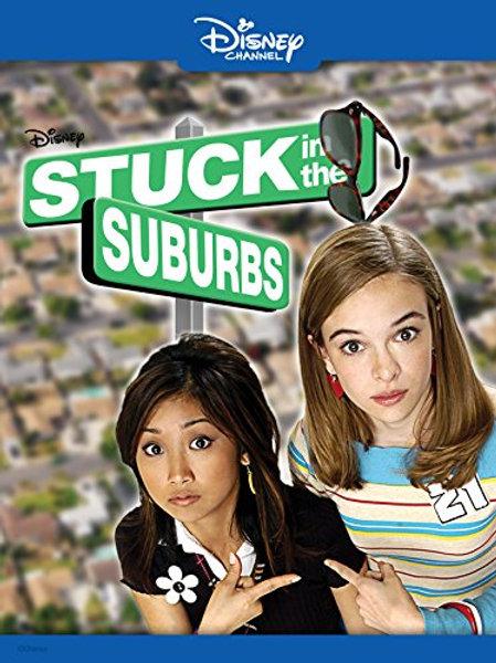 Stuck In The Suburbs 2004 DVD