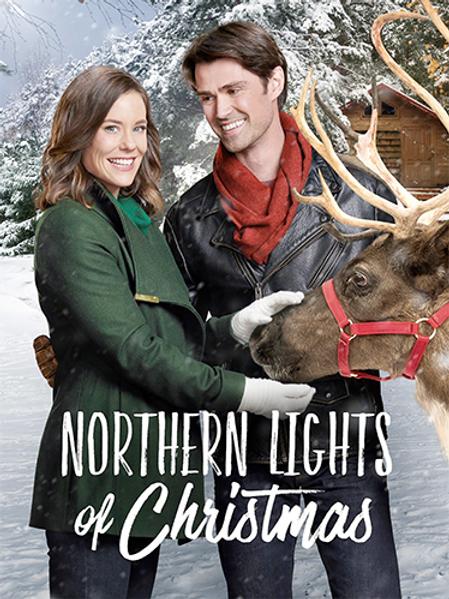 Northern Lights of Christmas (2018) DVD