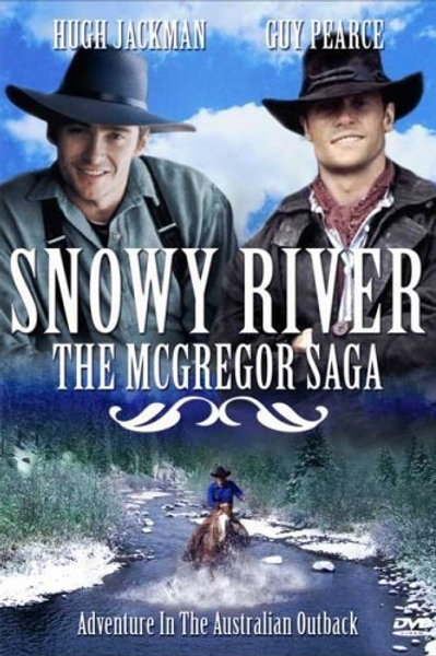 Snowy River The Mcgregor Saga Complete Series DVD
