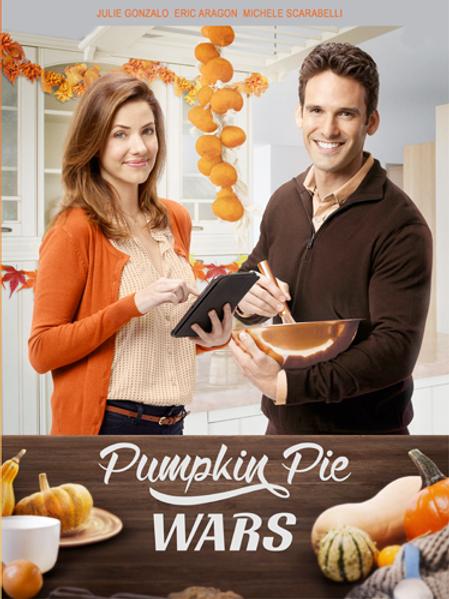 Pumpkin Pie Wars (2016) DVD