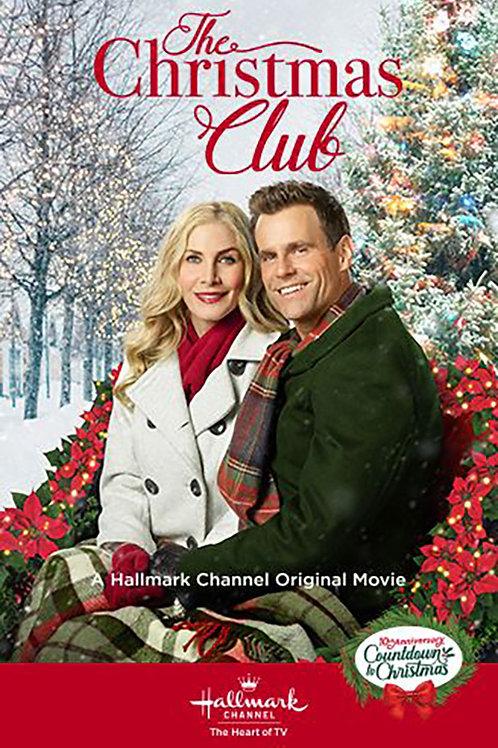The Christmas Club DVD