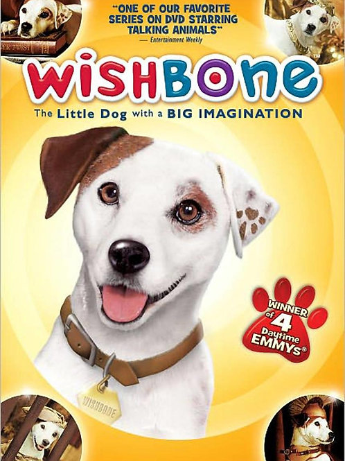 Wishbone Complete Series DVD