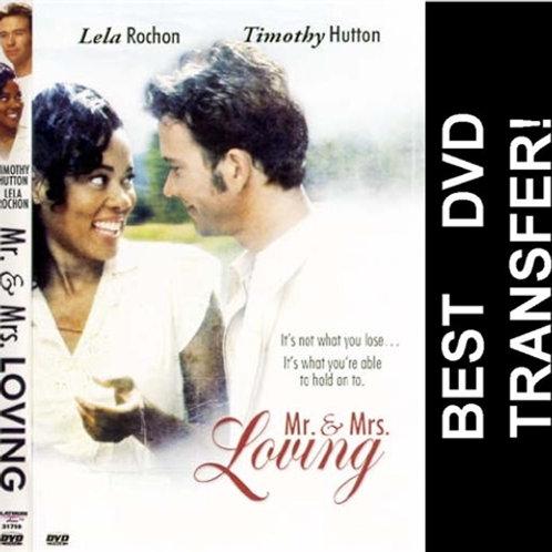 Mr. And Mrs. Loving DVD 1996