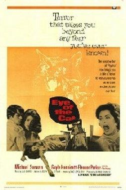 Eye Of The Cat 1969 DVD