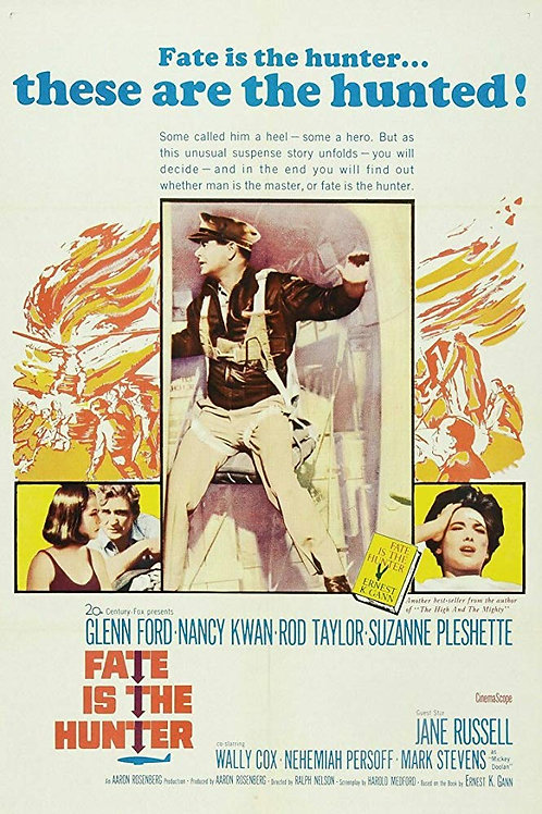 Fate Is The Hunter 1964 DVD