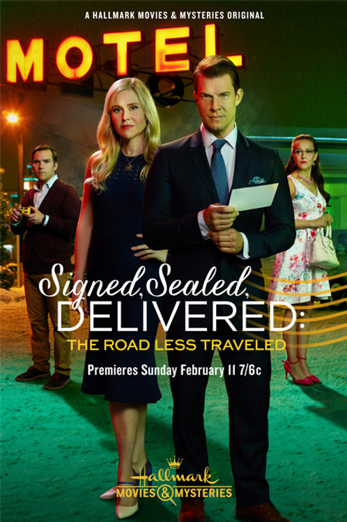 Signed, Sealed, Delivered: The Road Less Traveled DVD
