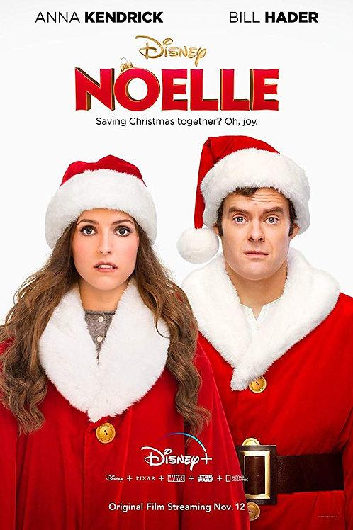 Noelle (2019) DVD
