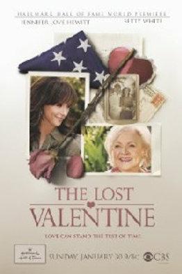 The Lost Valentine (2011) DVD