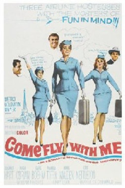 Come Fly With Me 1963 DVD