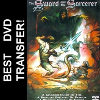 The Sword And The Sorcerer DVD 1982 Richard Lynch