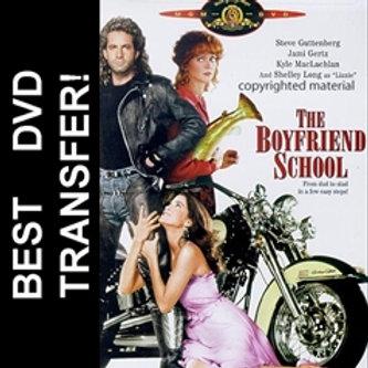 The Boyfriend School DVD 1990 Steve Guttenberg Shelly Long