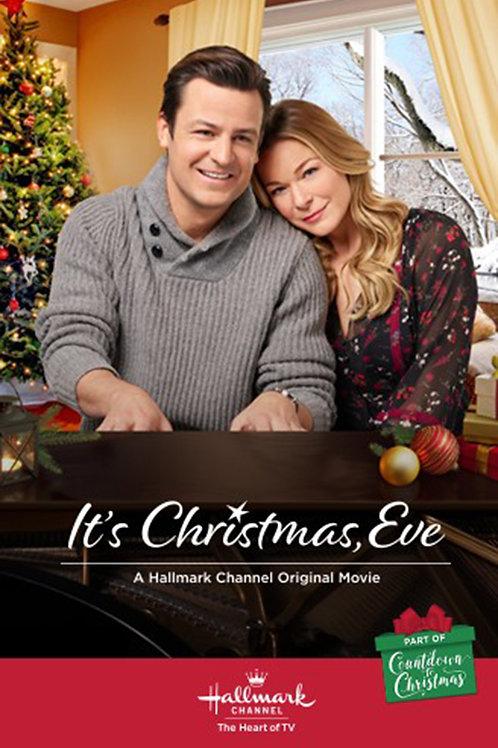 It's Christmas Eve 2018 DVD