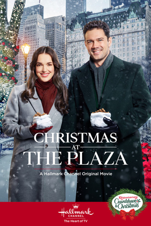 Christmas At The Plaza DVD