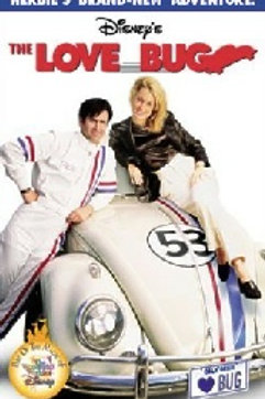 The Love Bug 1997 DVD (Disney)