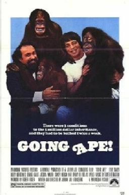 Going Ape! 1981 DVD