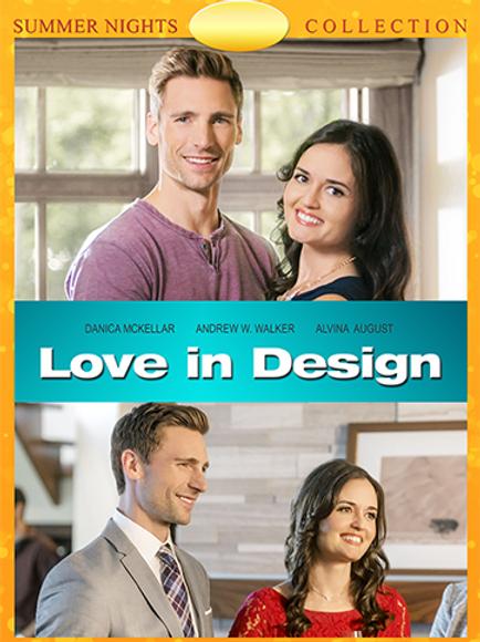 Love in Design (2018) DVD