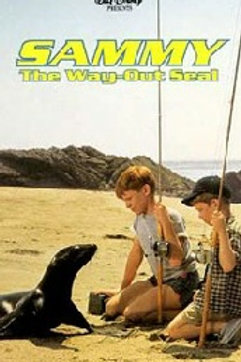 Sammy The Way-Out Seal 1962 DVD