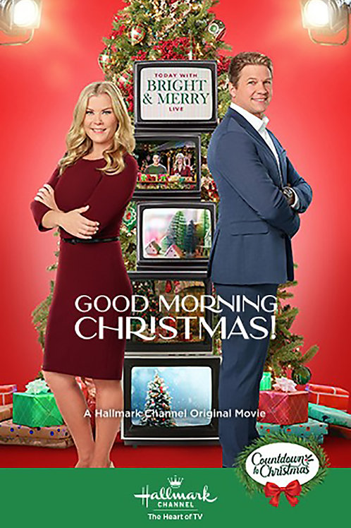 Good Morning Christmas DVD