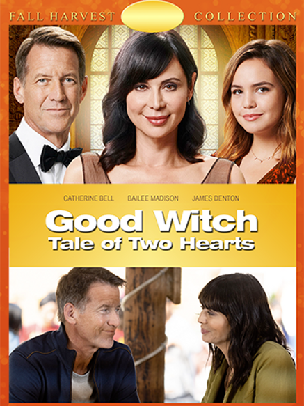 Good Witch Tale of Two Hearts (2018) DVD