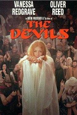The Devils 1971 UNCUT DVD