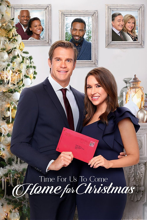 Time for Us to Come Home for Christmas DVD