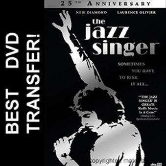 The Jazz Singer DVD 1980 Neil Diamond Laurence Olivier