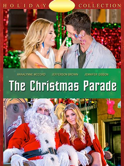 The Christmas Parade (2014) DVD