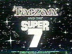 Tarzan And The Super 7 Complete Series on 6 DVD's