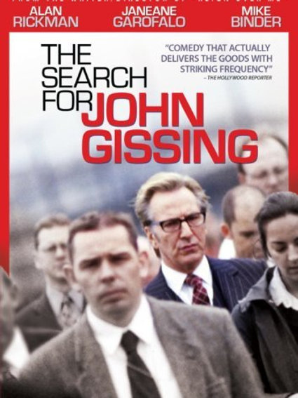 The Search for John Gissing (2001) DVD