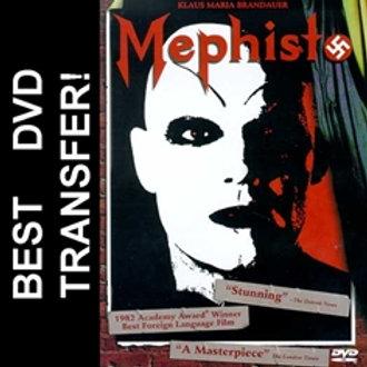 Mephisto DVD 1981 Klaus Maria Bandauer R1 NTSC