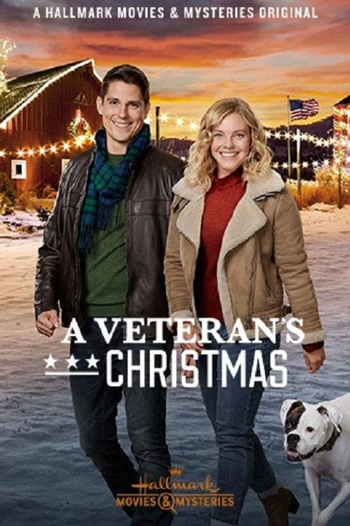 A VETERAN'S CHRISTMAS 2018 DVD