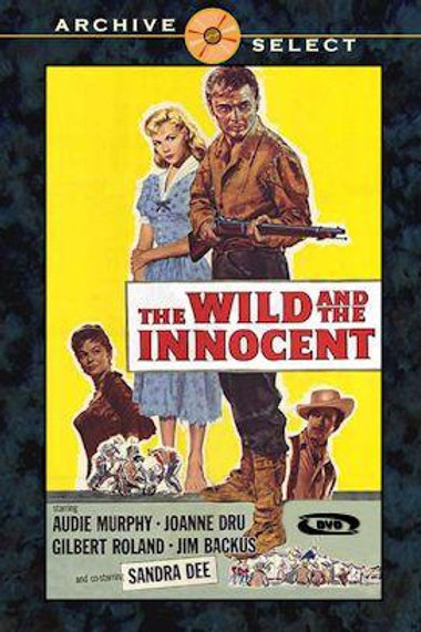 The Wild and The Innocent 1959 DVD