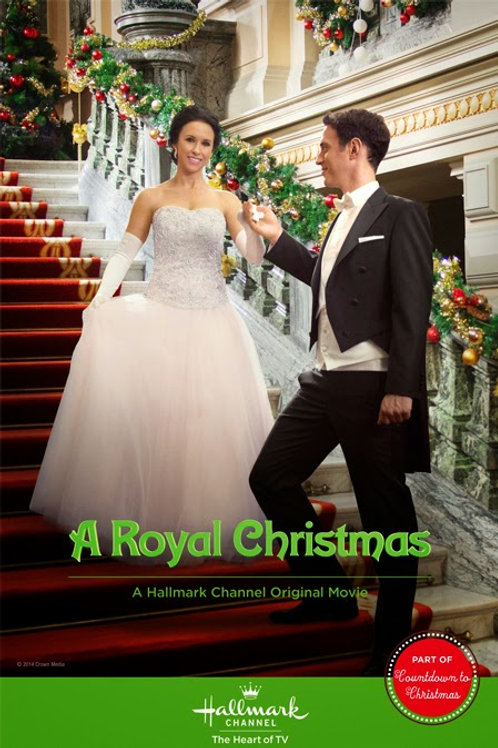 A Royal Christmas 2014 DVD