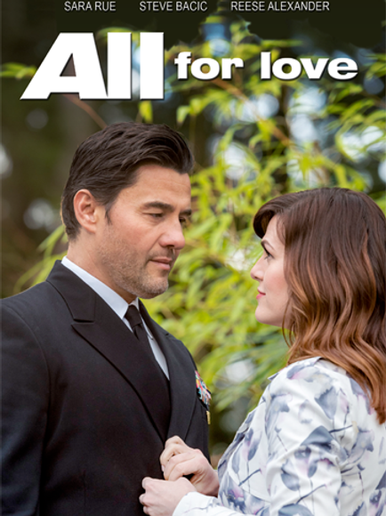 All for Love (2017) DVD