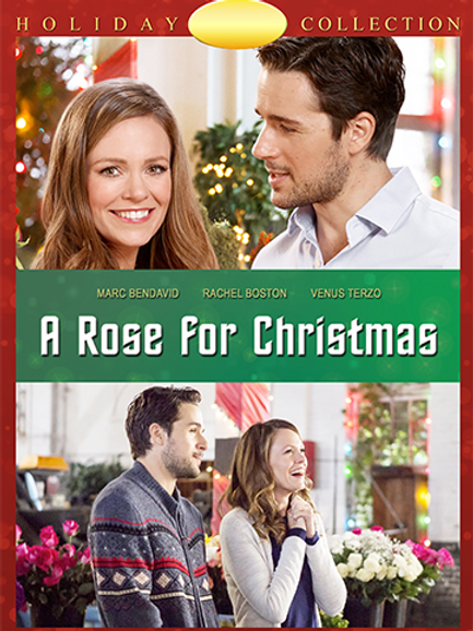 A Rose for Christmas (2017) DVD