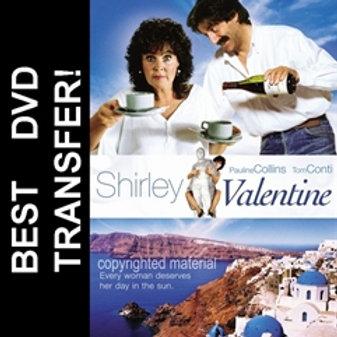 Shirley Valentine DVD 1989 Pauline Collins Tom Conti