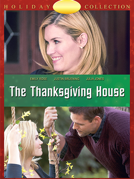 The Thanksgiving House (2013) DVD