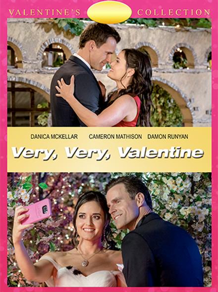 Very, Very, Valentine (2018) DVD