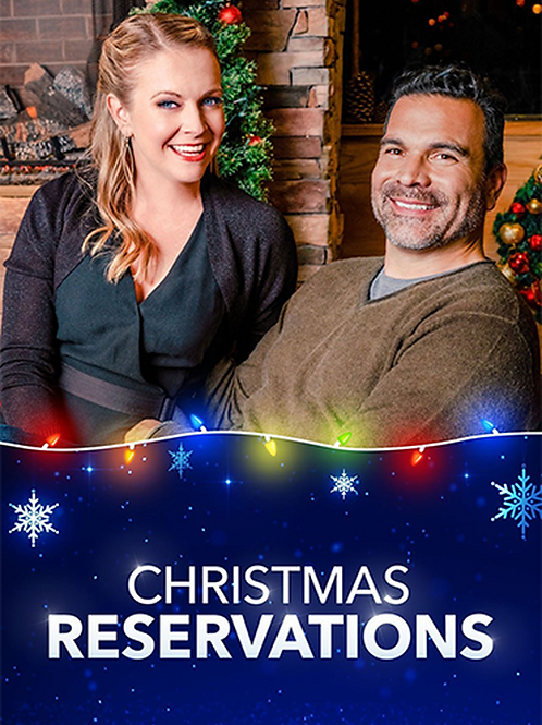 Christmas Reservations (2019) DVD
