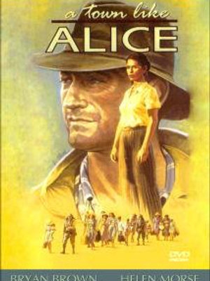 A Town Like Alice (1981 Miniseries) DVD