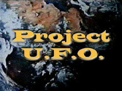 Project U.F.O Complete Series on 6 DVD's