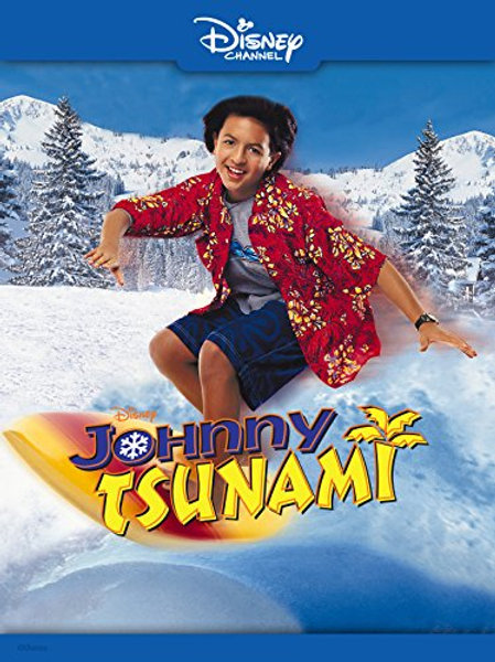Johnny Tsunami 1999 DVD