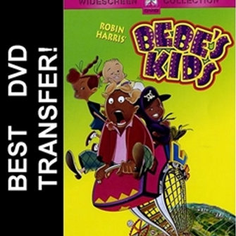 Bebe's Bebes Kids DVD 1992 Robin Harris Nell Carter