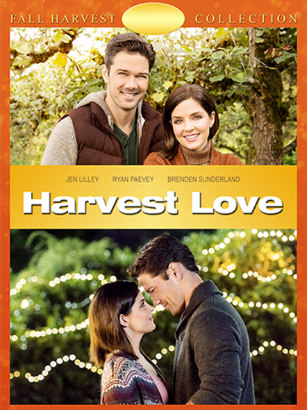 Harvest Love (2017) DVD