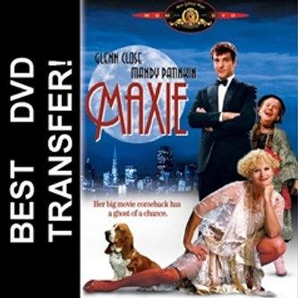 Maxie DVD 1985 Glenn Close Mandy Patinkin R1