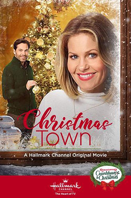 Christmas Town (2019) DVD
