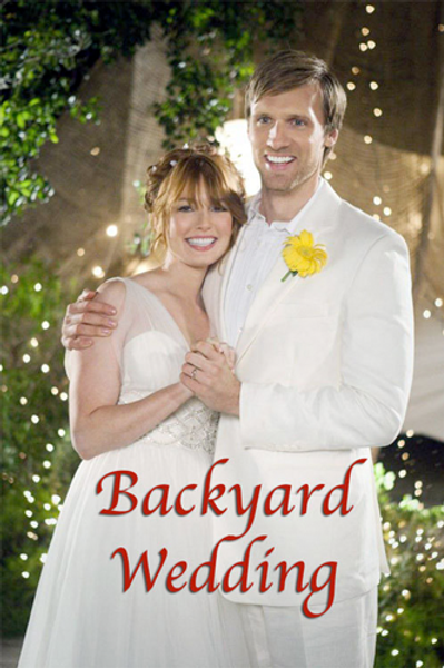 Backyard Wedding (2010) DVD