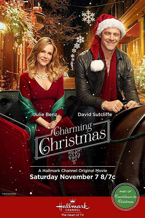 Charming Christmas 2015 DVD
