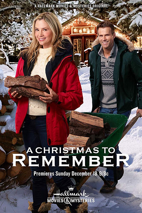 A Christmas To Remember 2016 DVD