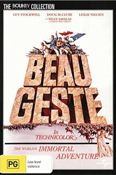 Beau Geste (1966) DVD